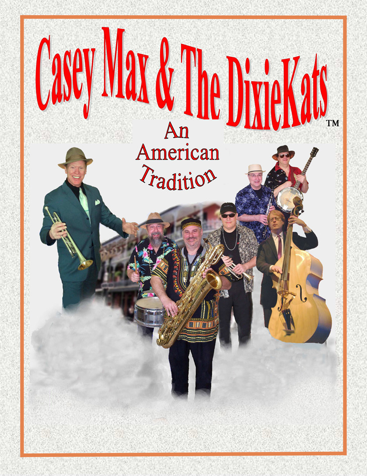 Casey Max and the DixieKats